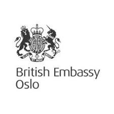 Britiske ambassade